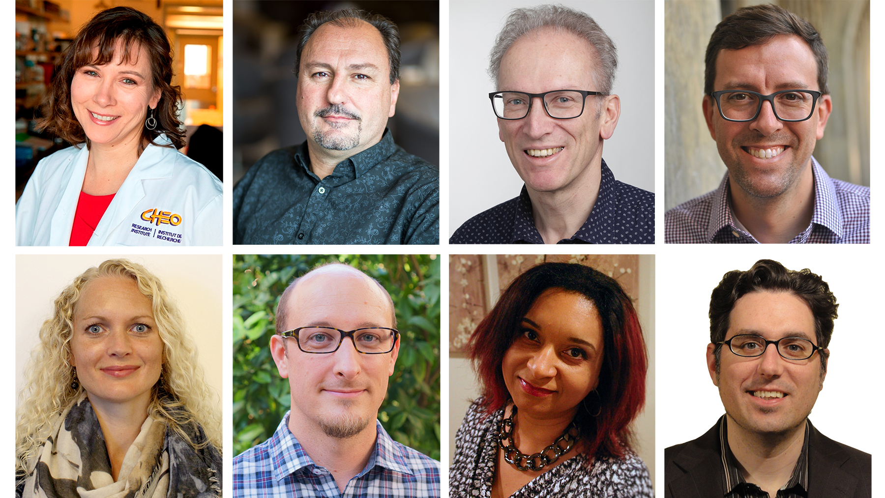 Kym Boycott, Lionel Briand, Hans Lochmüller, Jason Millar, Maria Musgaard, Brett Walker, Monnica Williams et Jeff Lundeen