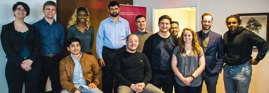 Startup Garage cohort