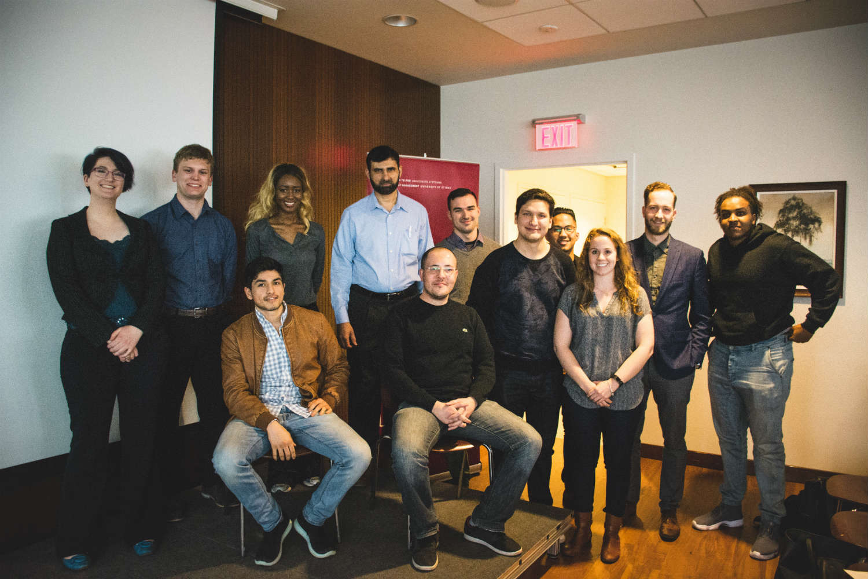 Startup Garage 2017 Neew Cohort