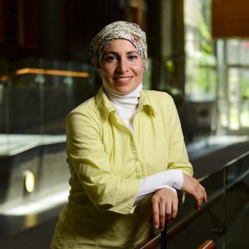 Nadia Abu-Zahra